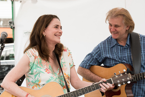 Susan Kane and Peter Calo