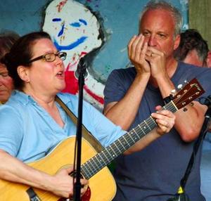 Judy Kass and Larry Kolker nbspCoffee Labs