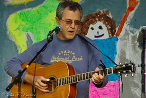Phil Dollard at Briarcliff Harvest Day