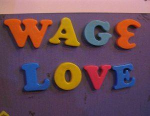 Fred Gillen Jr Wage Love Tour
