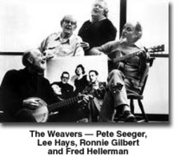 WORK O039 THE WEAVERS Celebrating America039s Pioneering Folk Quartet