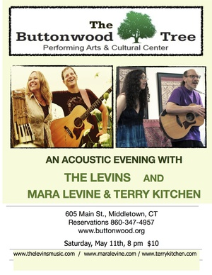 The Levins and Terry Kitchen amp Mara Levine