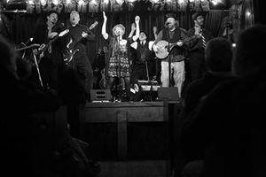 The Hurdy Gurdy Folk Music Club presents Spuyten Duyvil with The Gaslight Tinkers