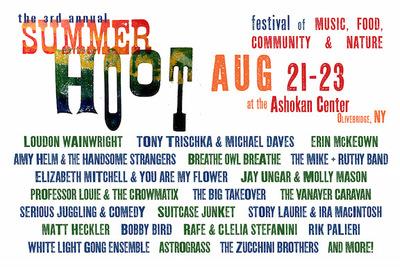 3rd Annual Summer Hoot