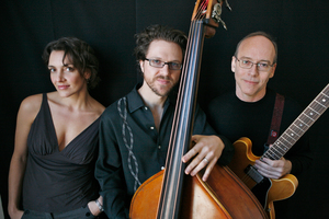URBAN H2O Presents The Jen Chapin Trio with Stuart Fuchs