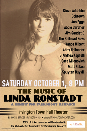 The Music of Linda Ronstadt A Benefit for Parkinson039s Research