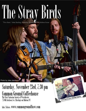 The Stray Birds with Caitlin Canty
