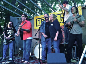 TRIBES HILL ANNUAL MEETING AND HOOTENANNY  June 11th