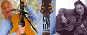 Judy Kass amp Larry Kolker live at the Upstream