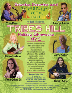 Tribes Hill Holiday Showcase nbspthe People039s Voice Cafe