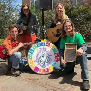 The Greenheart SolarPowered Music