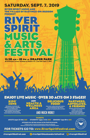 River Spirit Music Festival