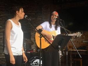 Jo Williamson with Marie Lewis  Jo039s quotPizza Wheelquot EP Release