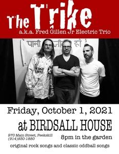 The Trike Fred Gillen Jr Electric Trio