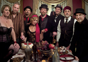 Spuyten Duyvil perform in a double bill with Miles to Dayton