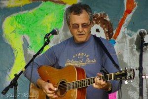 Phil Dollard at the Ossining Village Fair