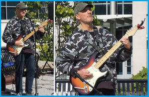 Curtis Becraft at Yonkers Farmers Market