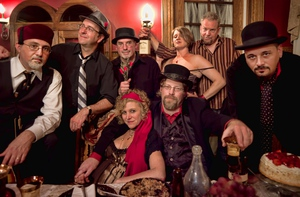 Spuyten Duyvil performs in double bill with Caravan of Thieves