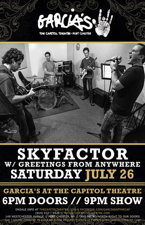 Skyfactor with Greetings From Anywhere
