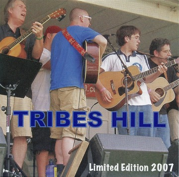 cover of Tribes Hill - Limited Edition