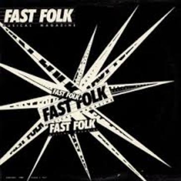 cover of Fast Folk Radio