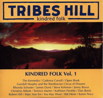 cover of Kindred Folk Volume #1
