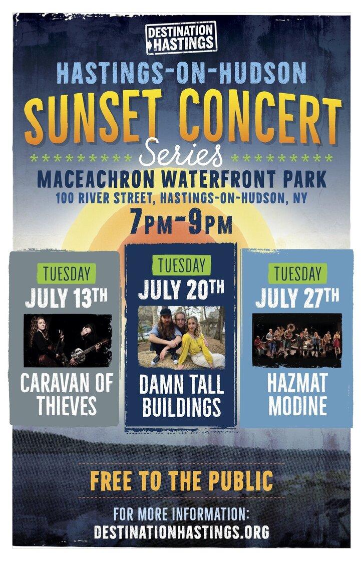 Destination Hastings  Sunset Concert Series