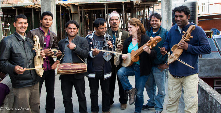 Tara Music Arts Culture Tour to Nepal