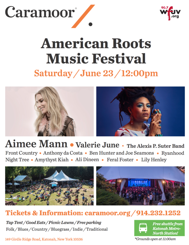 American Roots Festival  June 23
