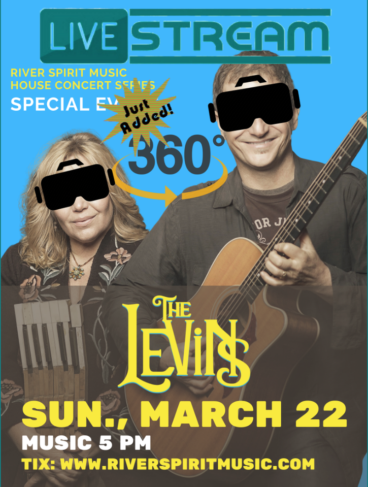 River Spirit Music Presents The Levins