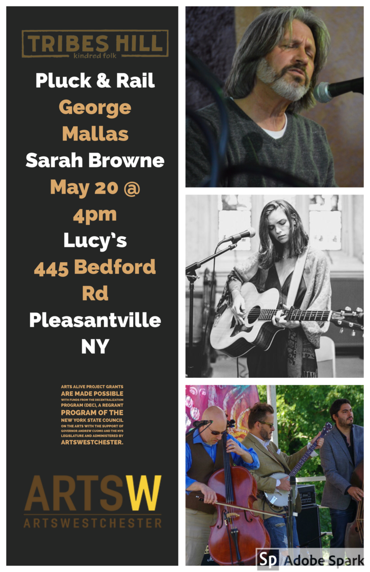 Tribes Hill Presents Kindred Folk at Lucy039s  Sunday May 20th