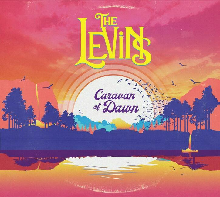 NEW RELEASE The Levin039s Caravan of Dawn now available for streaming through Spotify and YouTube